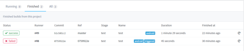 GitLab Runner (CI) and Android - MDXDave de